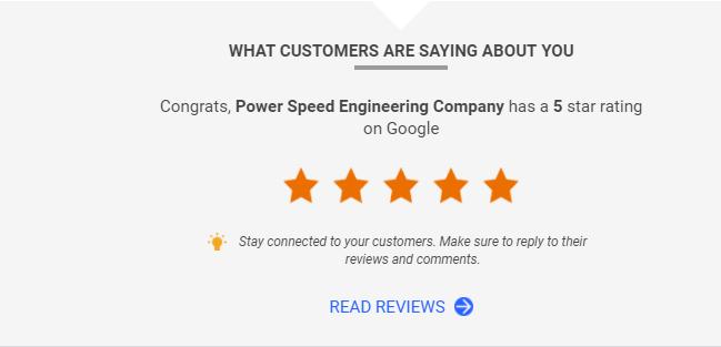 Power-Speed-Engineering-Company-Performance-on-Google